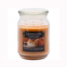 Candle-Lite  PUMPKIN BUTTERCREAM LATTE 510 g