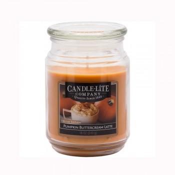 Candle-Lite  PUMPKIN BUTTERCREAM LATTE 510 g