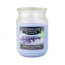 Candle-Lite FRESH LEVENDER BREEZE 510g