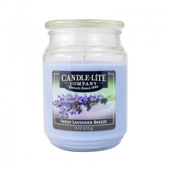 Candle-Lite FRESH LEVENDER BREEZE 510 g