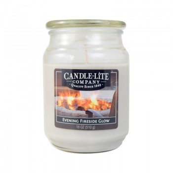 Candle-Lite EVENING FIRESIDE GLOW 510 g