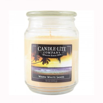 Candle-Lite Warm White Sands 510 g