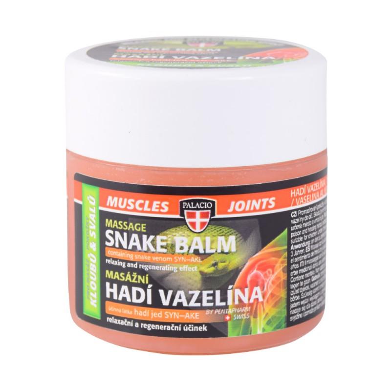 Palacio Hadí jed bylinná masážní vazelína, 120ml