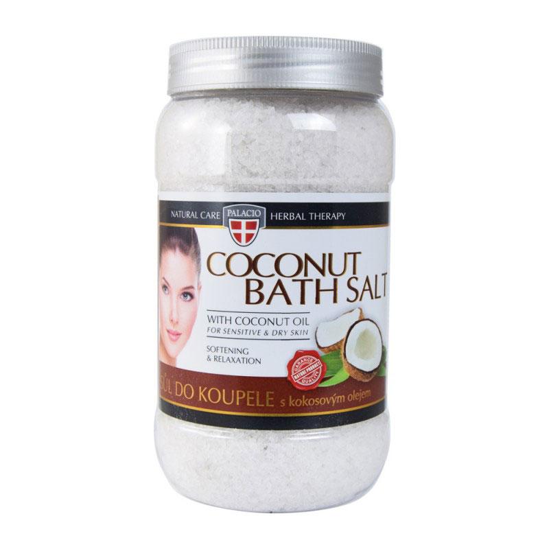Palacio Kokosová sůl do koupele, 1200g