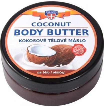 Palacio Kokosové tělové máslo, 200ml