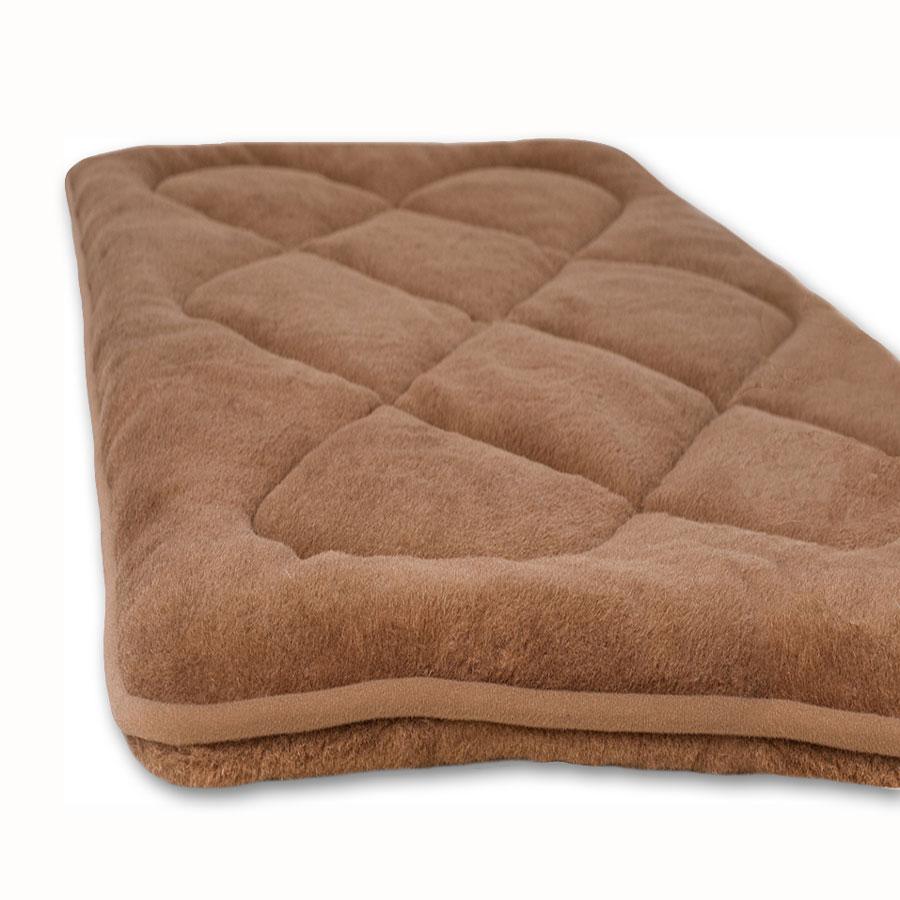 Matrace z ovčí vlny CAMEL 90x200cm - 160x200cm