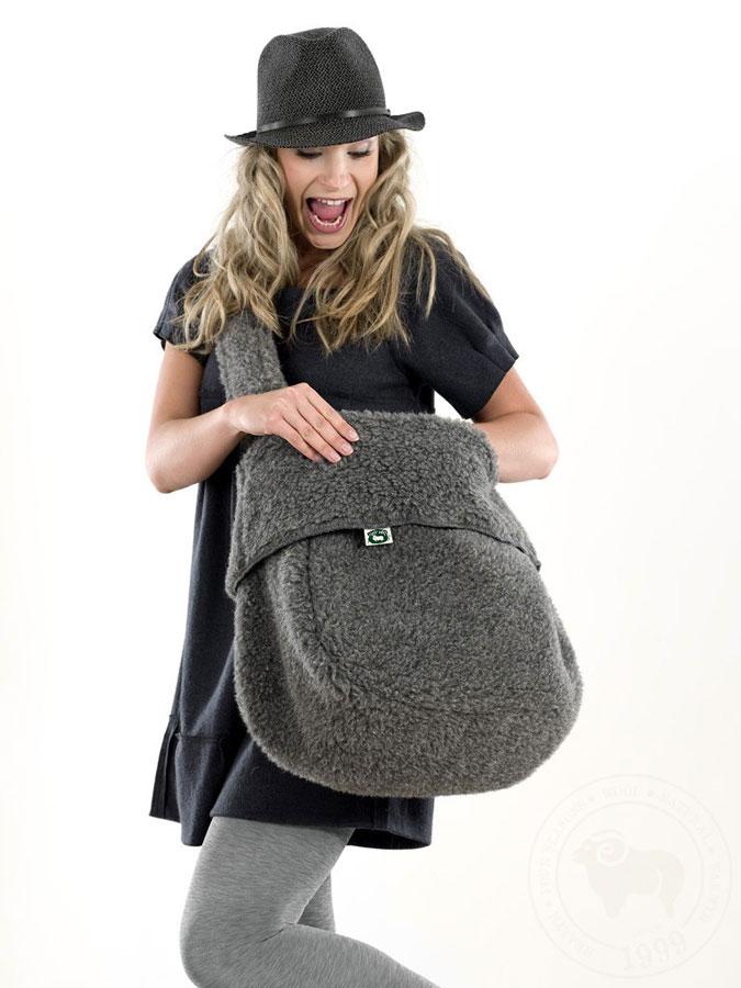 Vlněná kabelka BIG Bag