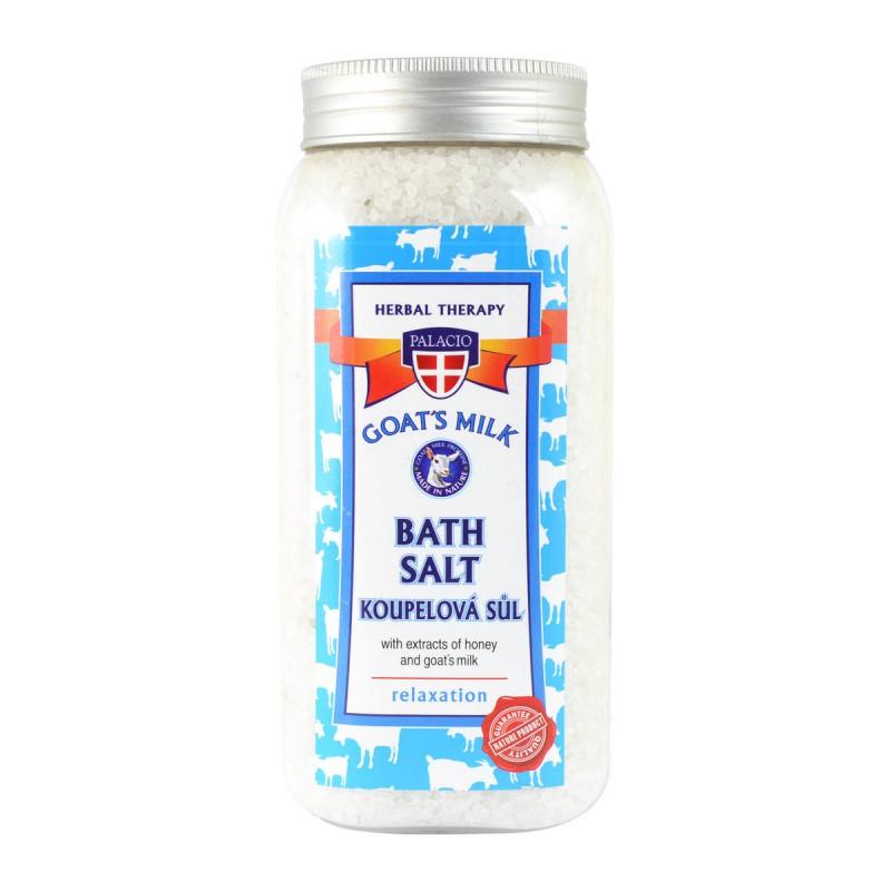 Palacio Kozí mléko sůl do koupele, 900g