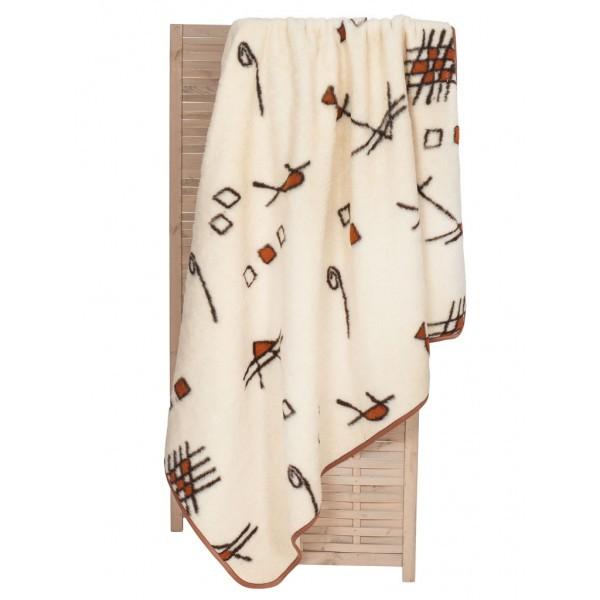 Vlněná deka 140x200cm  HIT-41 140 x 200cm