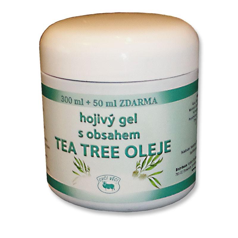 Gel Tea Tree Oil, 350ml