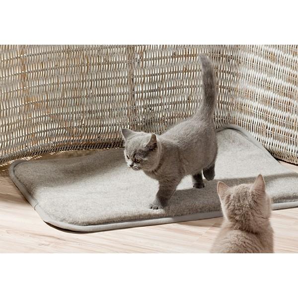 Pelíšek pro psy a kočky 45x45cm - béžová 50x70cm