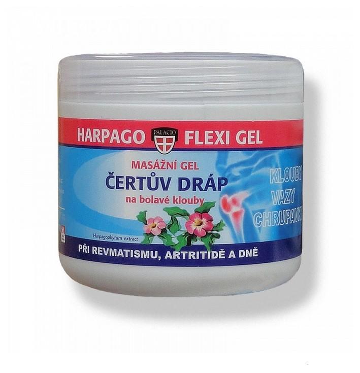 Čertův dráp masážní bylinný gel 600 ml - Palacio