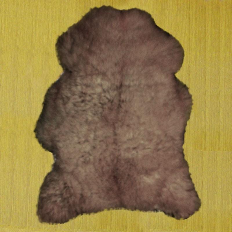 Ovčí kůže barvená 70-80cm